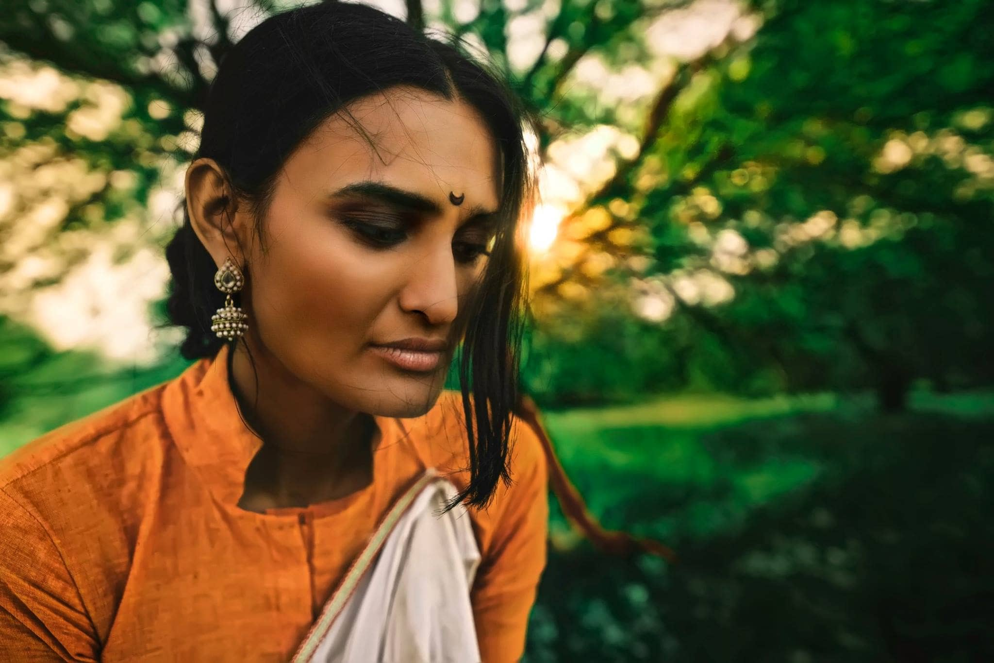 Colour of our skin: Photo series about dark-skinned woman by Arjun Kamath-16