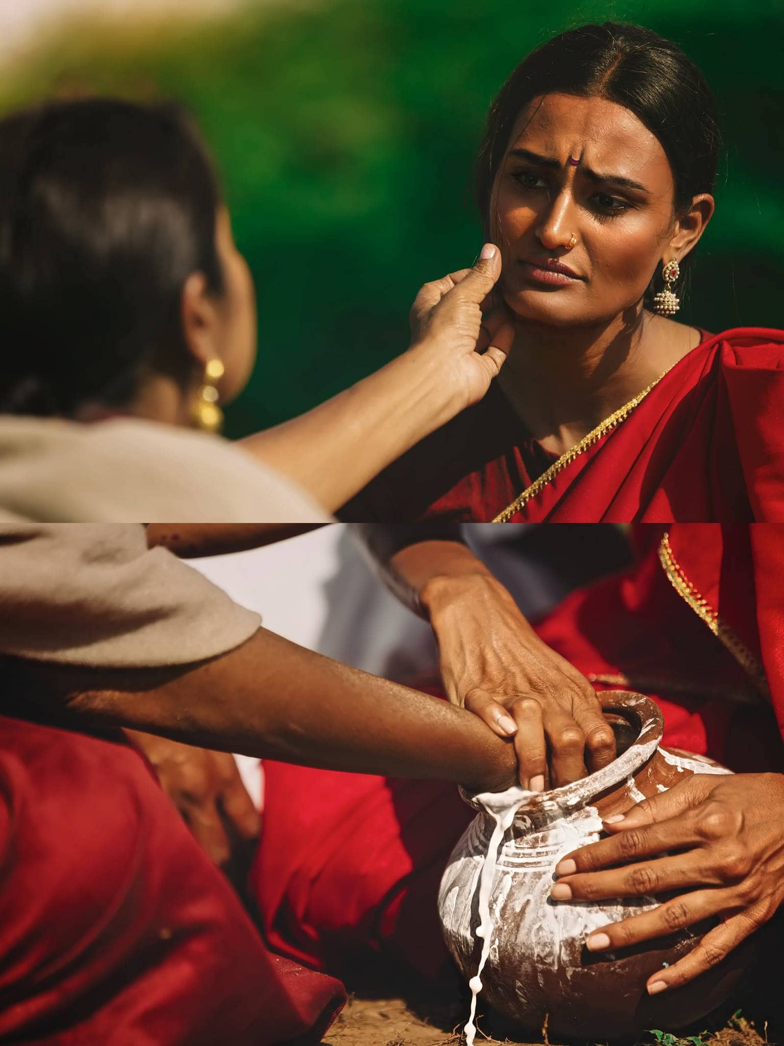 Colour of our skin: Photo series about dark-skinned woman by Arjun Kamath-28