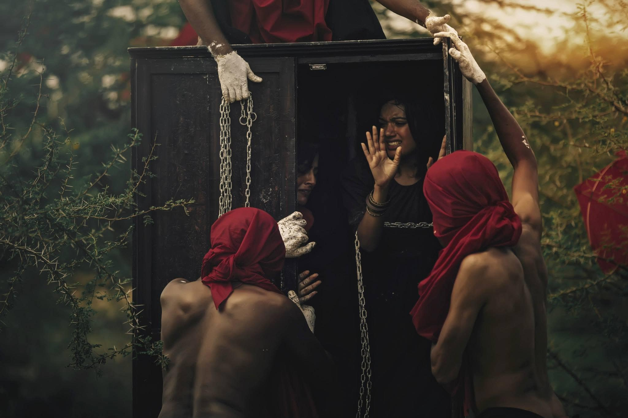 A powerful photo story, Coming out by Arjun Kamath-27