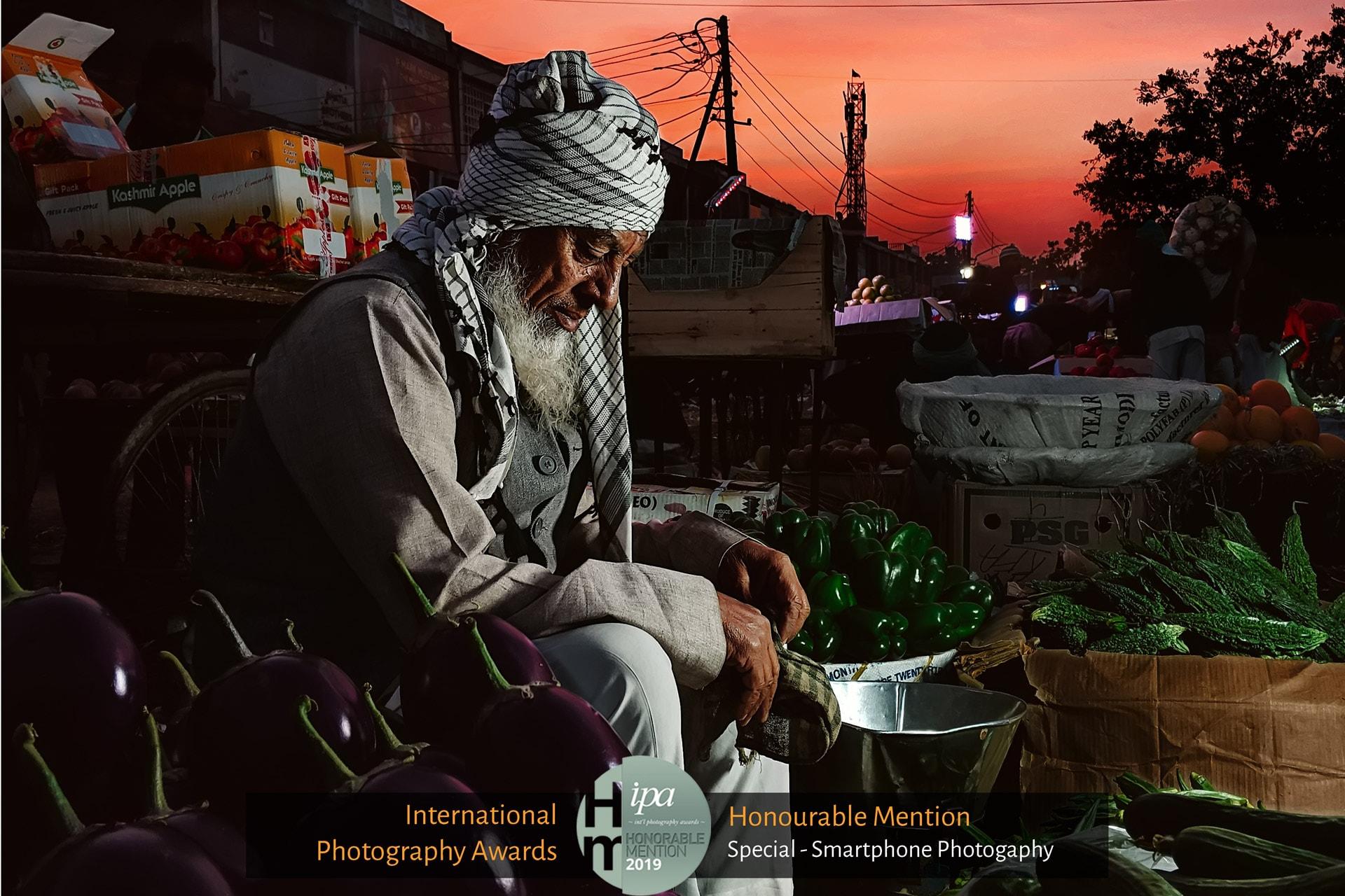 Creative Photography Winner Arjun Kamath