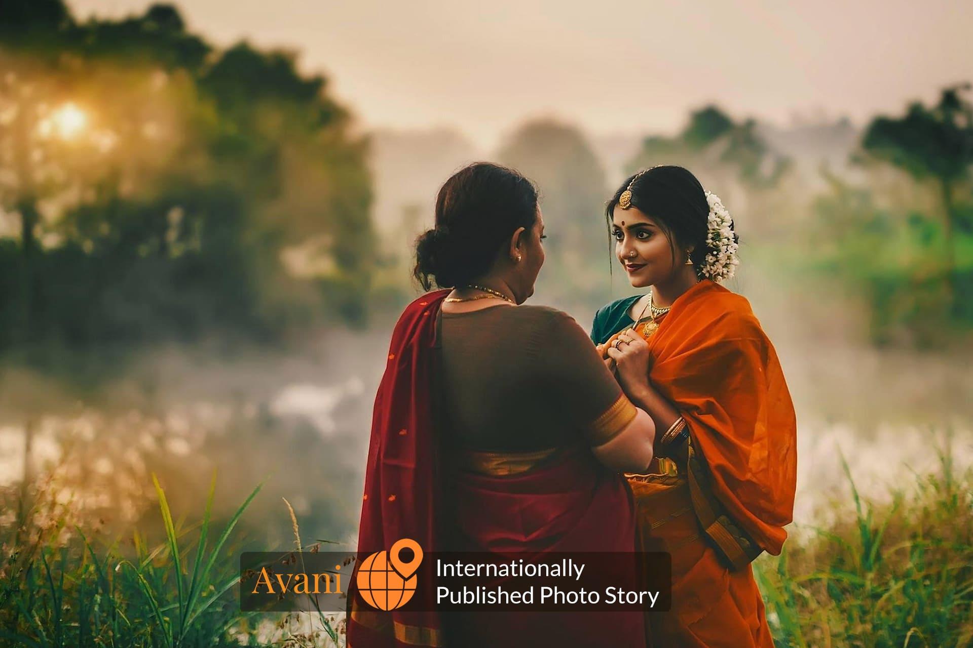 Avani an internationally acclaimed photo story by Arjun Kamath
